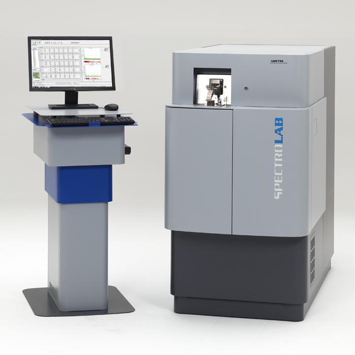 Máy phân tích quang phổ phân tích thành phần kim loại