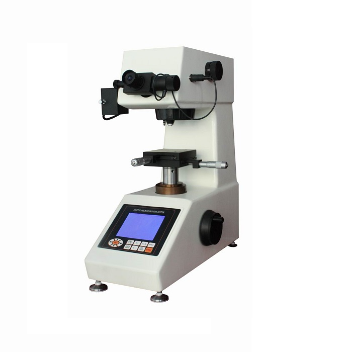 Máy đo độ cứng tế vi điện tử để bàn, vận hành bán tự động. Độ chính xác cao, hiệu quả, dễ sử dụng, độ bền cao, chi phí đầu tư thấp. Xuất xứ Đài Loan