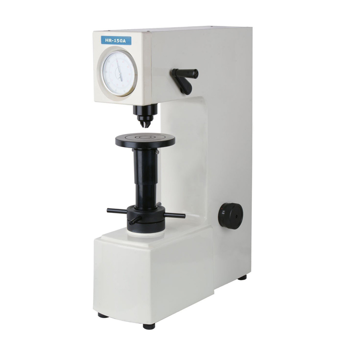 Máy đo độ cứng Rockwell cơ khí để bàn, vận hành thủ công. Độ chính xác cao, hiệu quả, dễ sử dụng, độ bền cao, chi phí đầu tư thấp. Xuất xứ Đài Loan