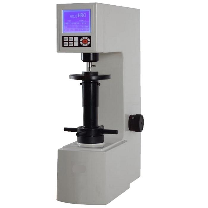 Máy đo độ cứng Rockwell điện tử để bàn, vận hành bán tự động. Độ chính xác cao, hiệu quả, dễ sử dụng, độ bền cao, chi phí đầu tư thấp. Xuất xứ Đài Loan