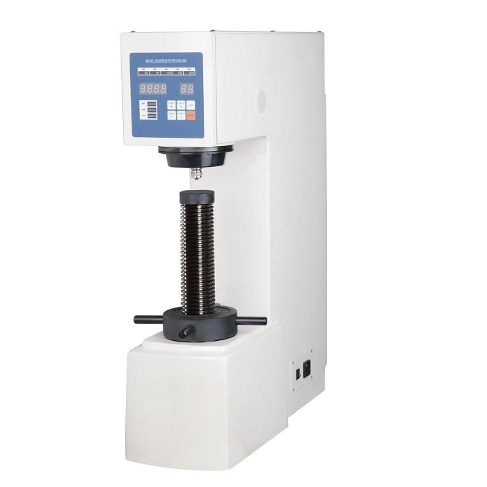 Máy đo độ cứng Brinell điện tử để bàn, vận hành bán tự động. Độ chính xác cao, hiệu quả, dễ sử dụng, độ bền cao, chi phí đầu tư thấp. Xuất xứ Đài Loan